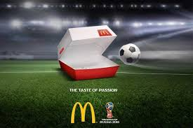McD's Taste of Passion world cup ad